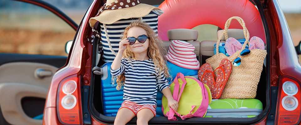Что взять на море с ребенком: несколько важных списков