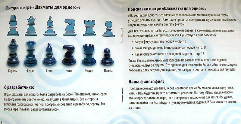 Правила игры в шахматы за 5 минут