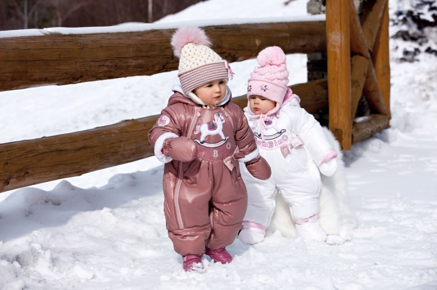 Одеваем на прогулку малыша   курсы и тренинги от лары серебрянской