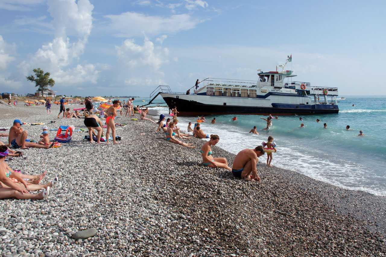 Абхазия с детьми — отзывы туристов. негативные, нейтральные и положительные отзывы