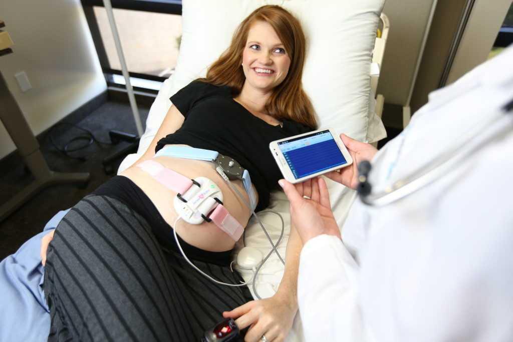 Значение ктг при беременности, порядок проведения и результаты обследования