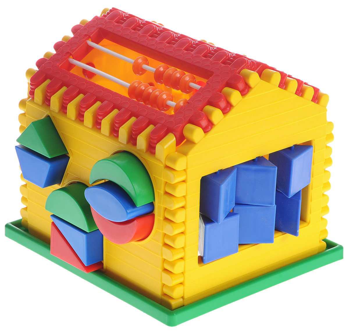 Логический сортер: польза, модели, сортер полесье «логический теремок» и «логический куб», отзывы