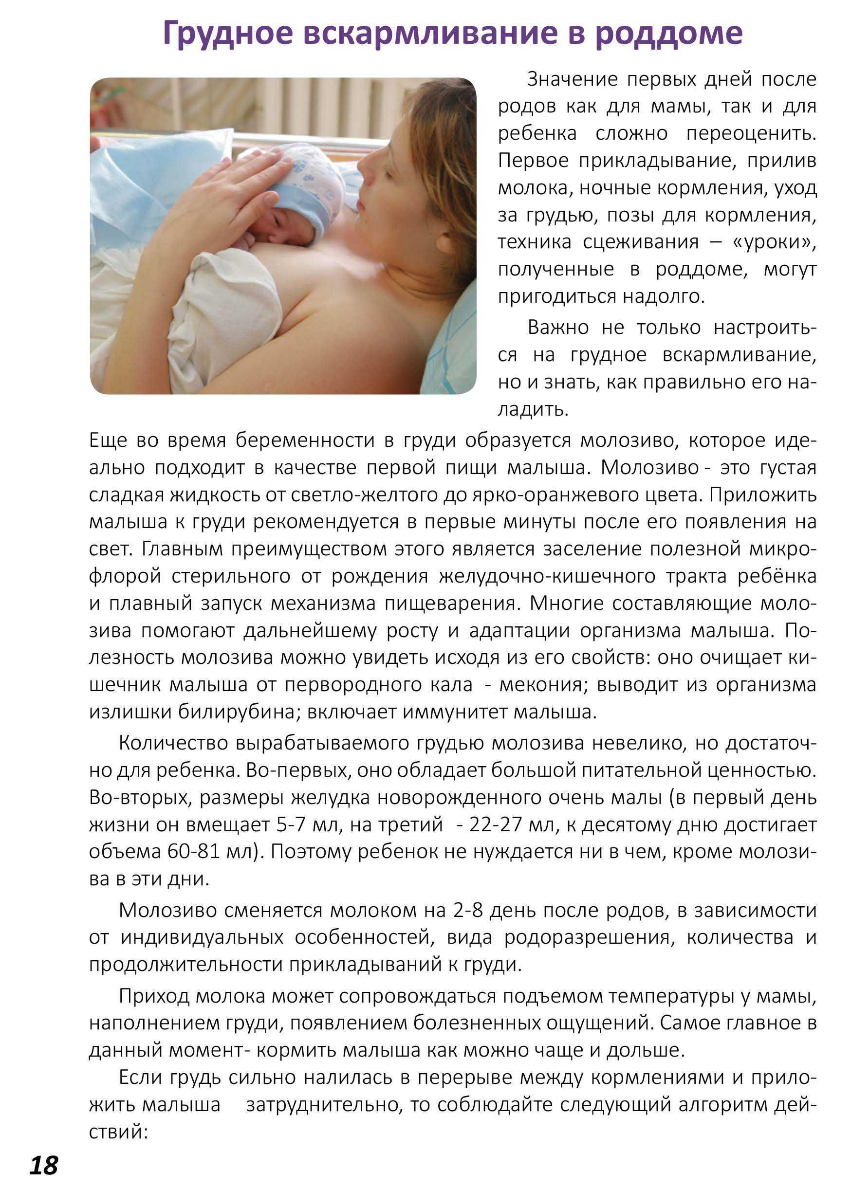 Можно ли кормить грудным молоком при температуре у мамы