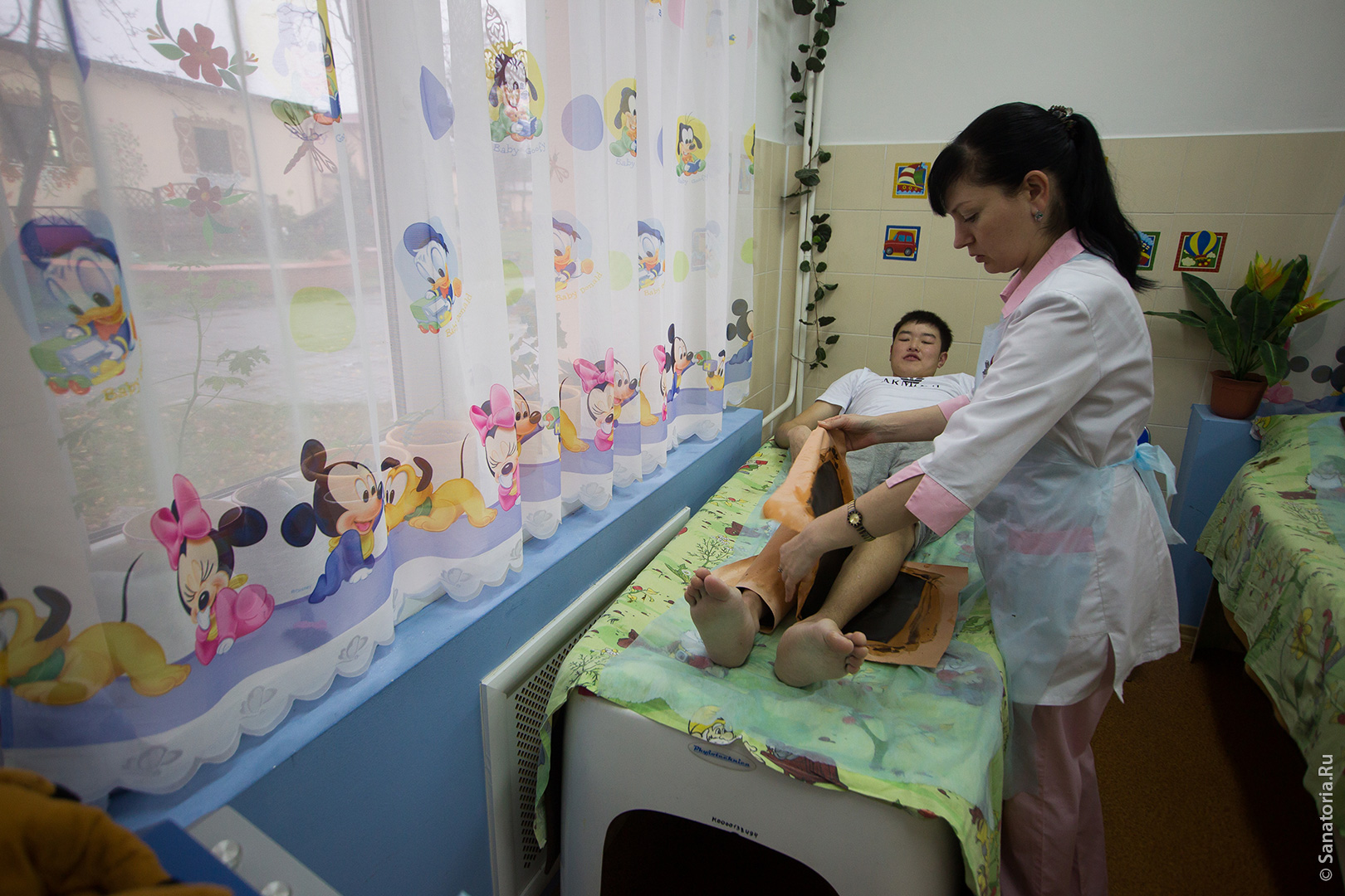 Лечение заболеваний нервной системы в санаториях подмосковья