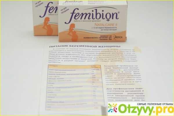 Витамины для беременных в i триместре