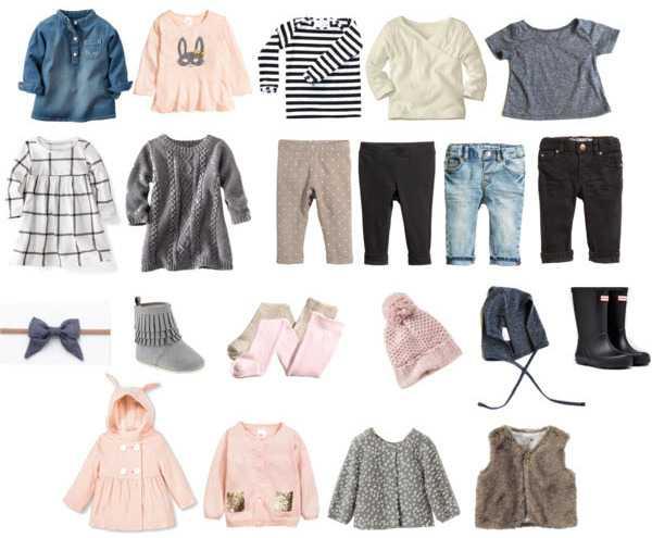 Как правильно выбрать одежду для ребенка: советы мамам
