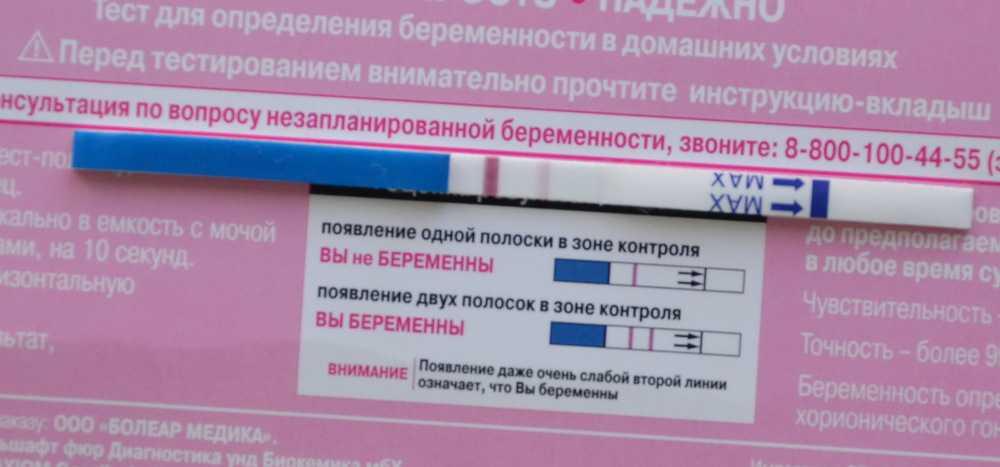 Когда тест на беременность покажет правильный результат: комментарий гинеколога