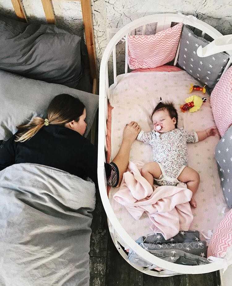 Совместный сон на третьем году жизни ребенка. наш ребенок.