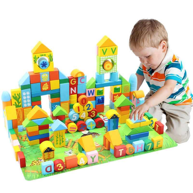 Конструктор для малышей: модели для детей от 1 до 3 лет, детские модели для мальчиков и девочек, с крупными деталями для ребенка в 2 года