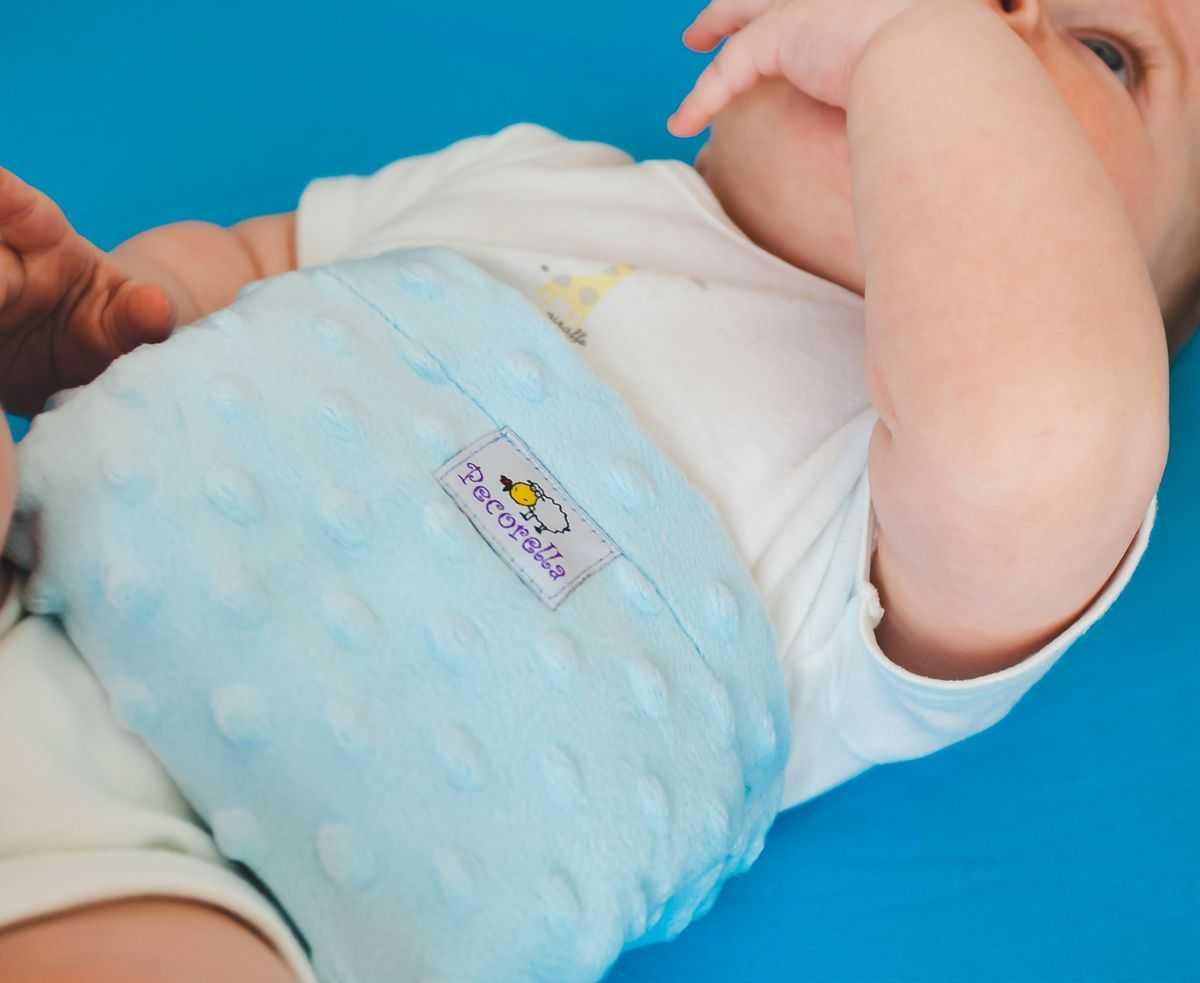 Солевая грелка для новорожденных: инструкция к применению