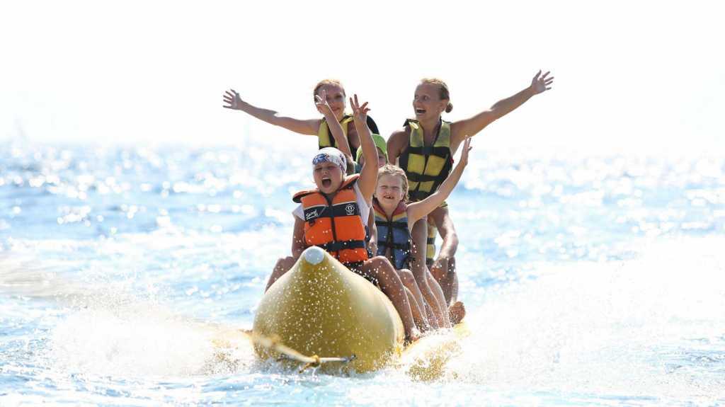 12 лучших мест для отдыха с детьми на черном море