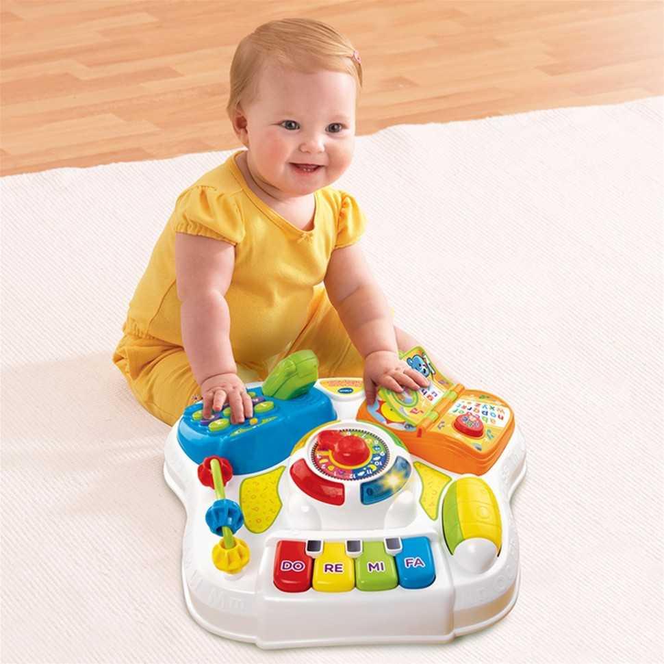 Детские развивающие игрушки от 7 месяцев: как они способствуют развитию ребенка