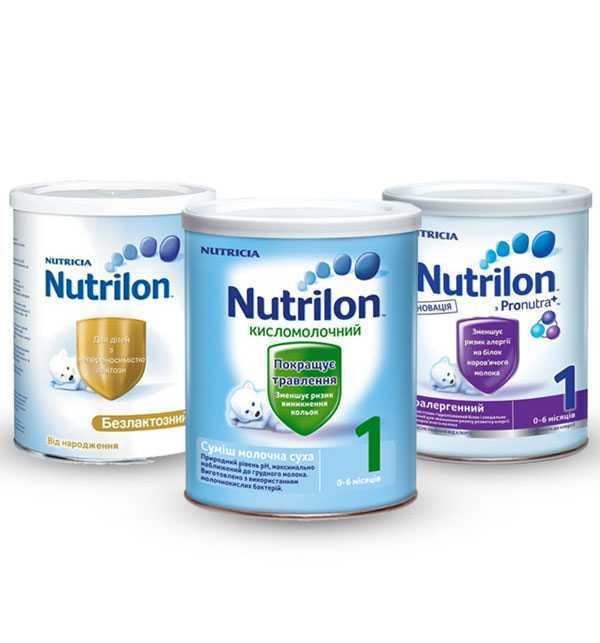 Пальмовый олеин в детском питании, кашах и смесях