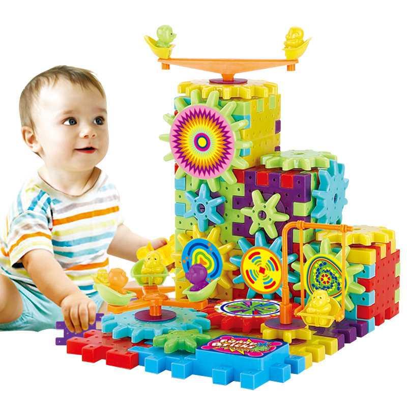 Какой конструктор покупать ребенку в 1–2 года?