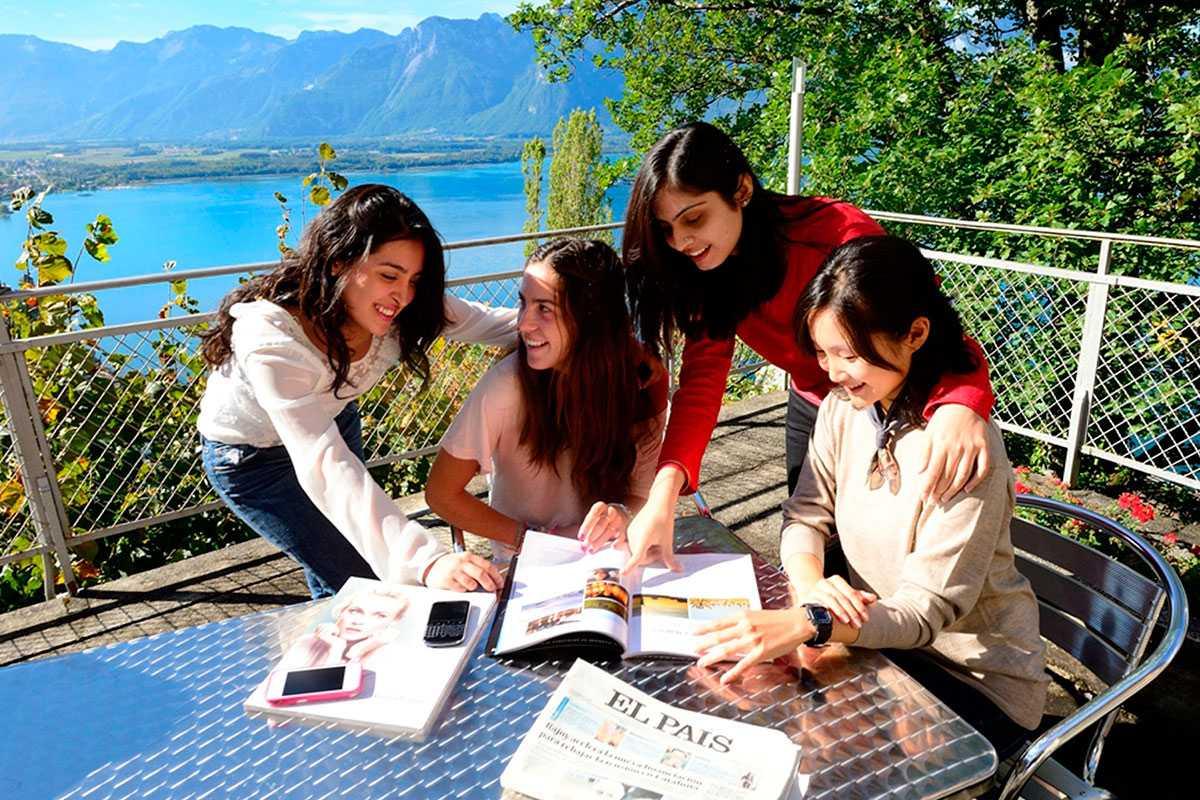 Детские языковые лагеря за границей