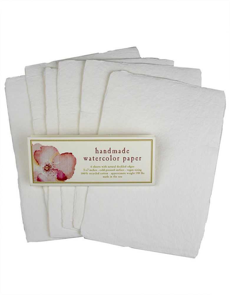 Бумага для акварели - лучшие варианты: плотность хлопковой бумаги, какие папки и альбомы а2, а3 и а4 выбрать
