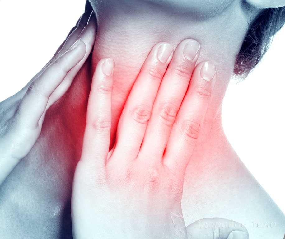 Психосоматика боли в горле. возможные причины