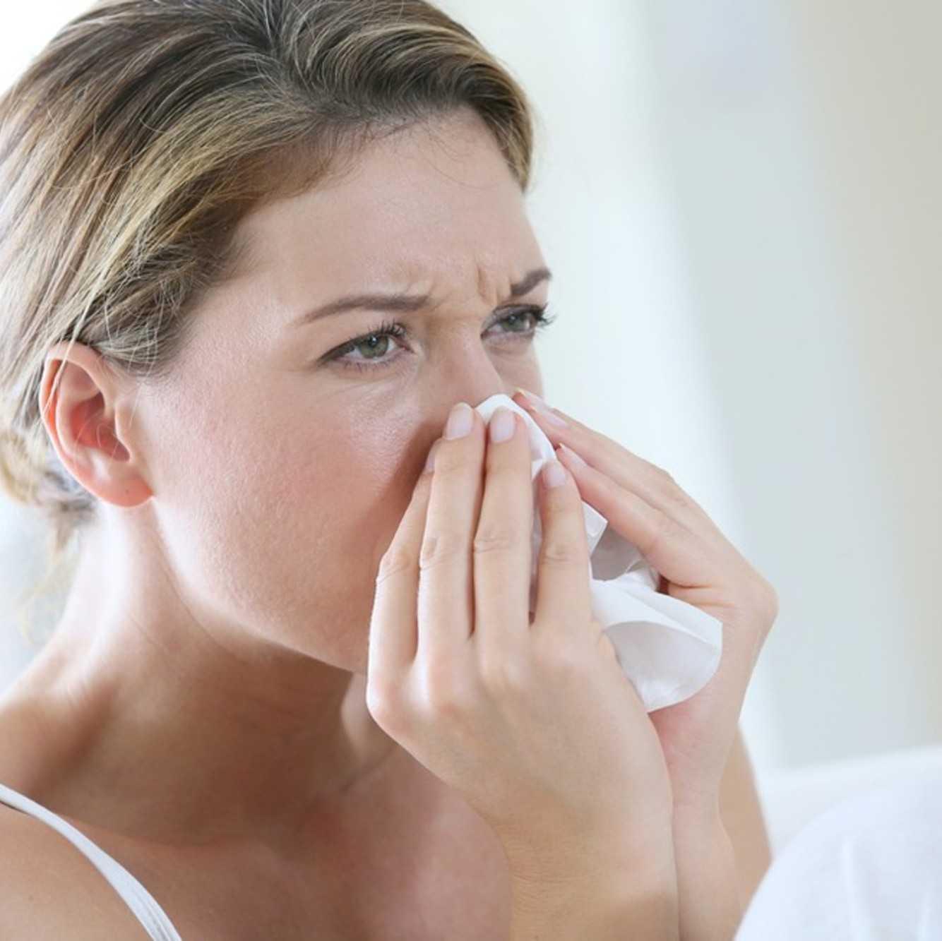 Психосоматика насморка, заложенности носа и гайморита