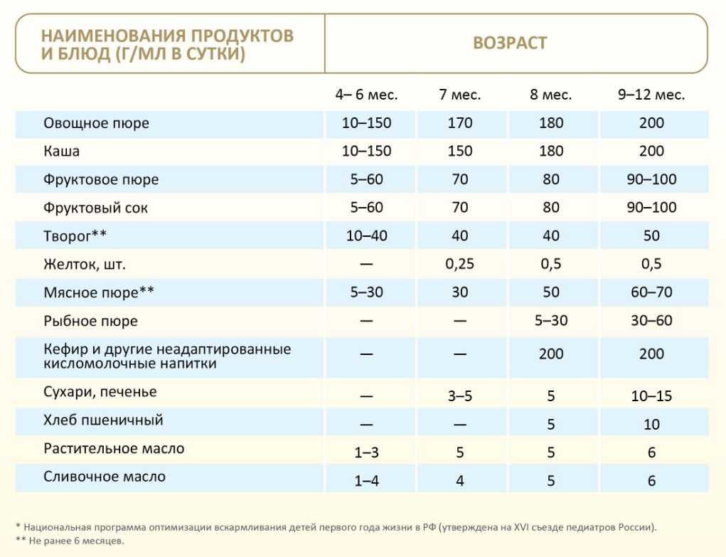 Что можно кушать ребенку в 11 месяцев – примерное меню на неделю с рецептами и режим питания - топотушки