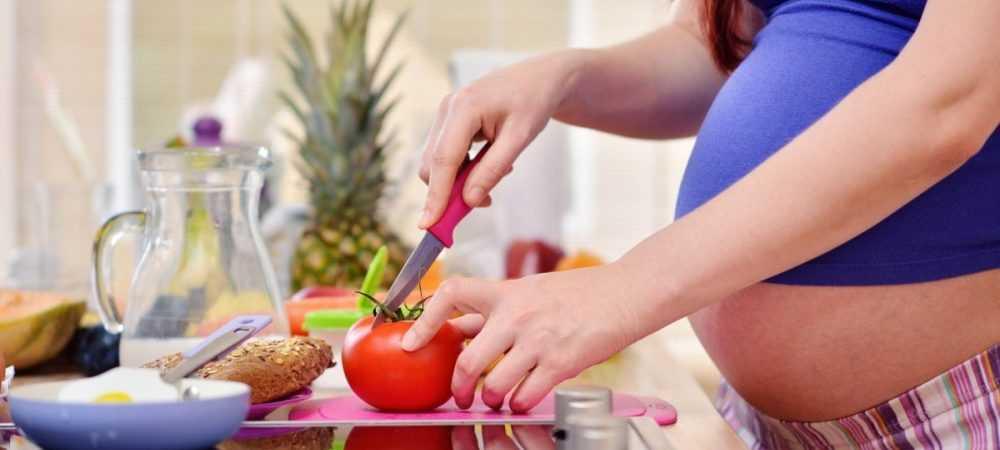 Можно ли помидоры во время беременности?