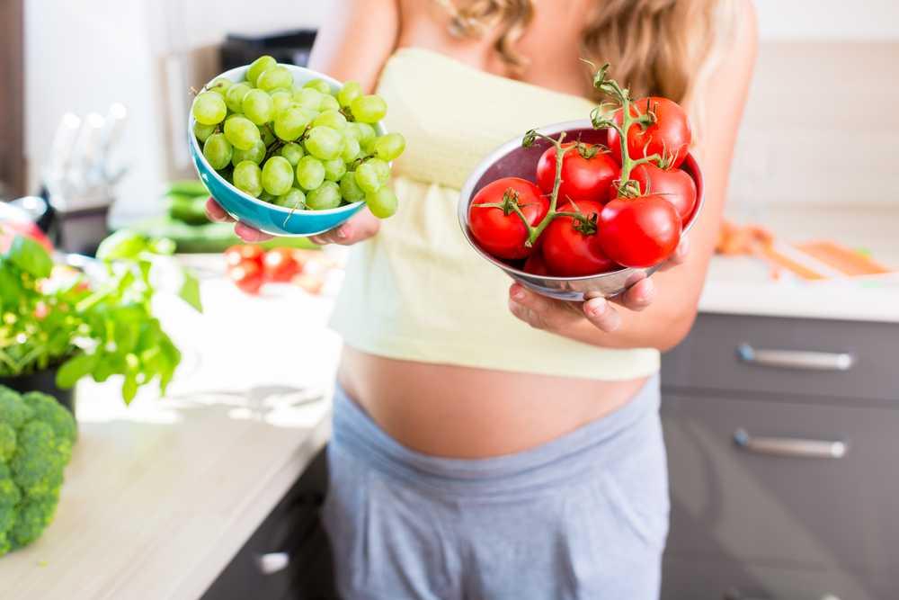 Помидоры при беременности | уроки для мам