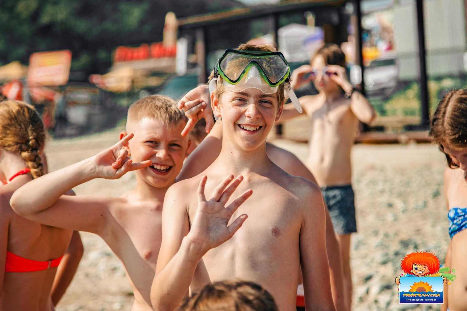 Детские лагеря на море, 2020-2021. москва, заказ путевок