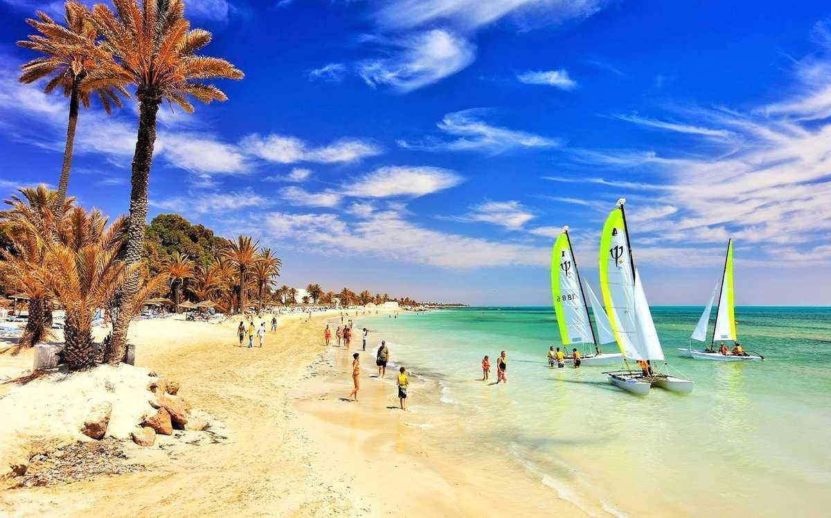 Лучшие отели туниса для отдыха с детьми, топ-10