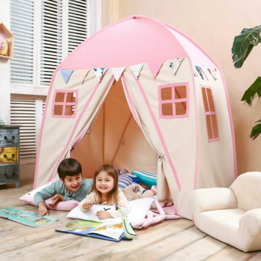 Детские игровые палатки в дом и квартиру