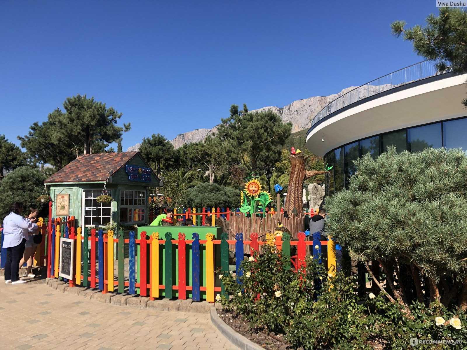 Развлечения в ялте для детей и взрослых (куда сходить, чем заняться на отдыхе)