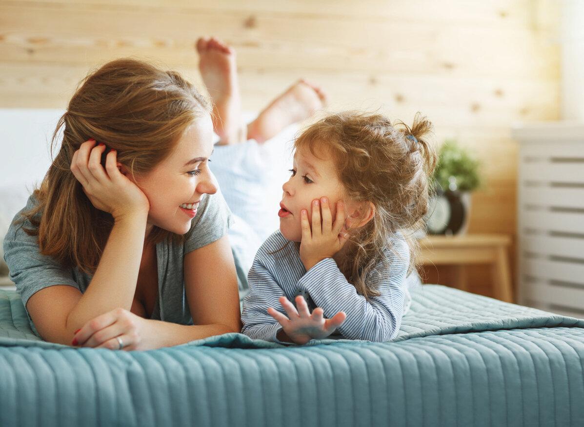 Фразы, которые нельзя говорить детям   просто мама