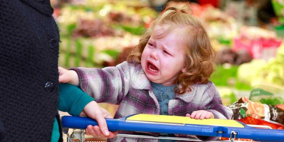 Как бороться с детскими «не хочу!»