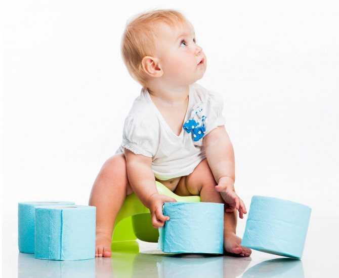 Быстро и эффективно – как ребенка приучить к горшку в 2 года