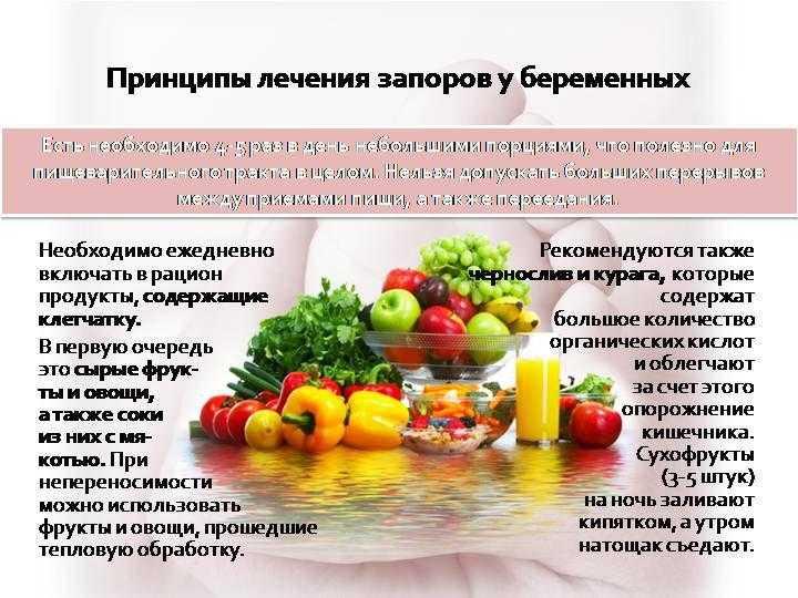 Правильное питание во время беременности: общие правила и рекомендации
