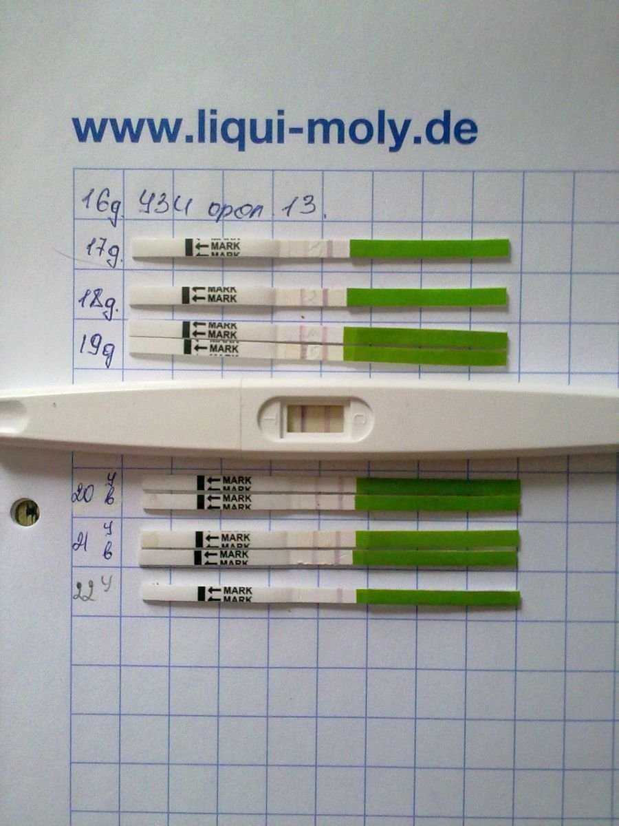 Через сколько дней после зачатия тест покажет беременность до задержки: за сколько дней до месячных можно его делать, какой тест самый ранний