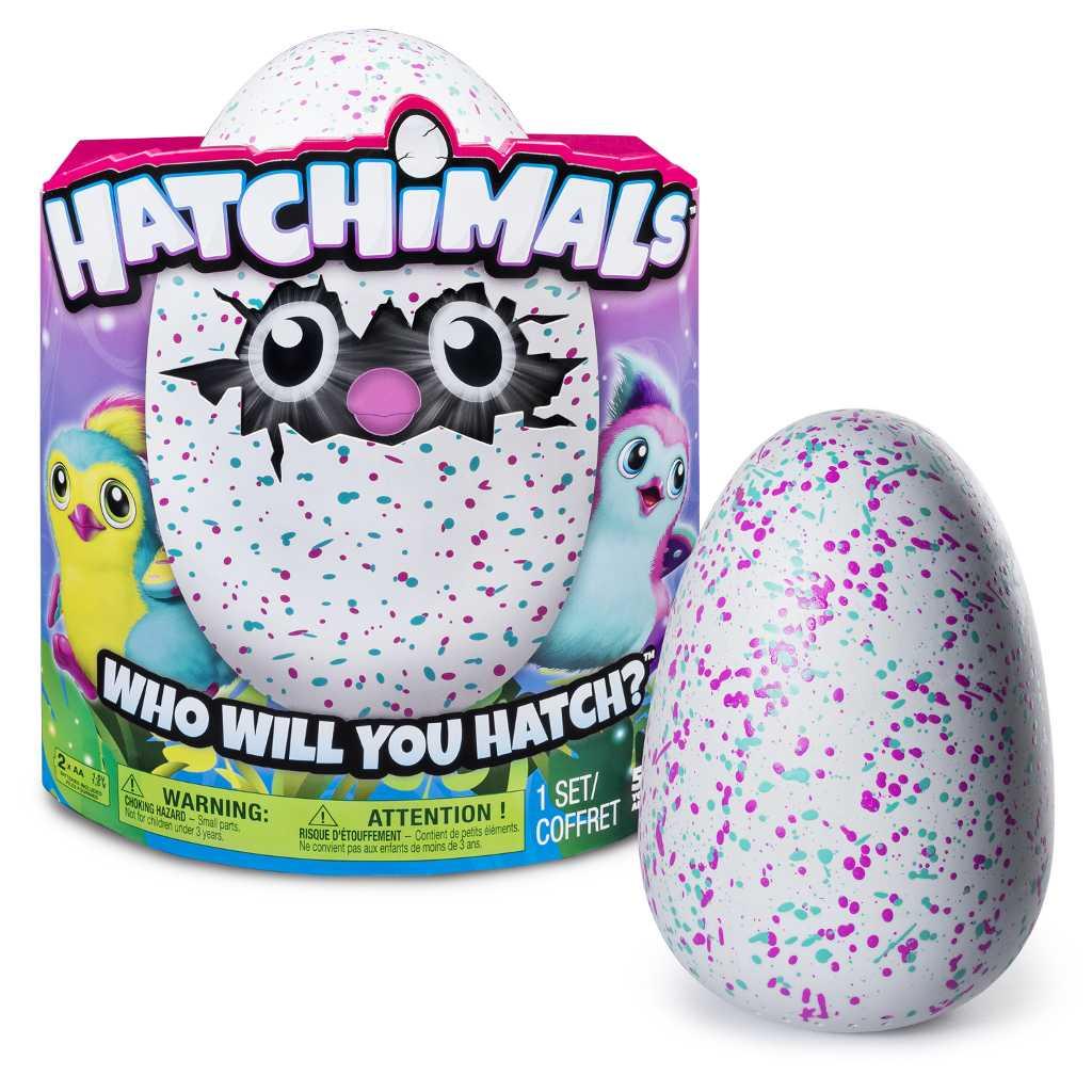 Игрушка hatchimals отзывы