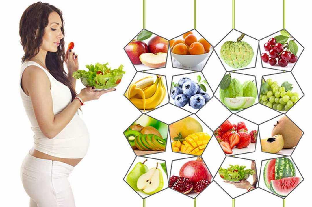 Шесть самых полезных продуктов для беременных