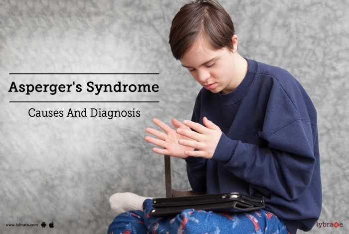 Синдром аутизма аспергера у детей и подростков: симптомы, признаки и фото
