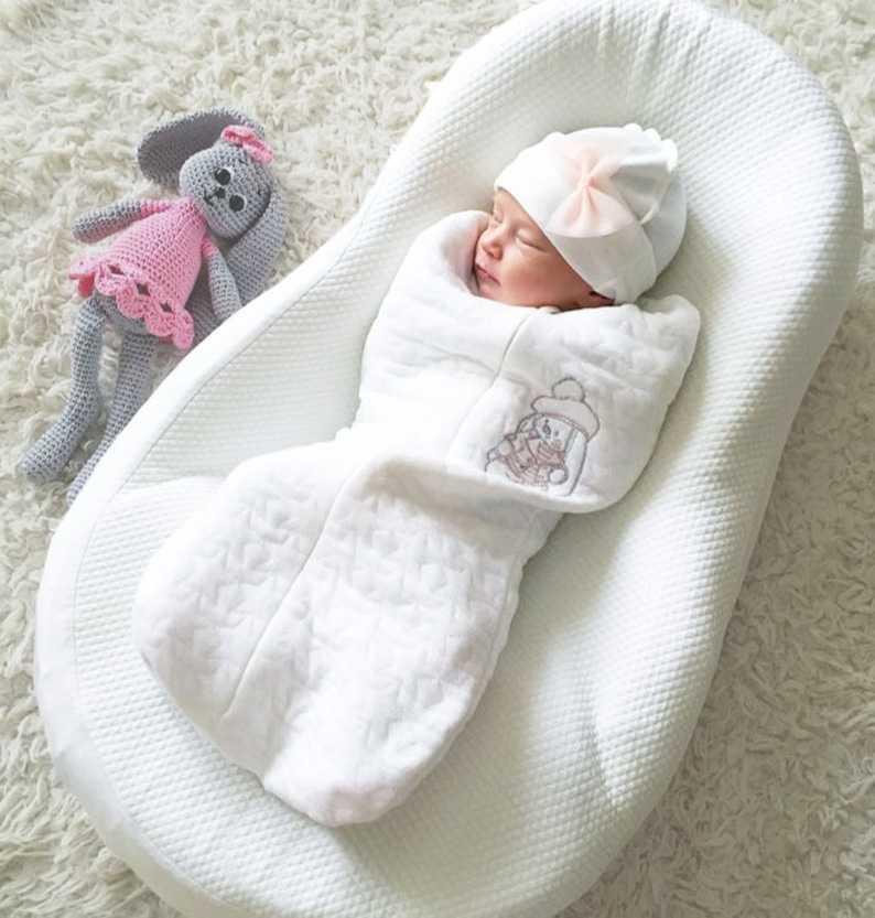 Какие пелёнки нужны для новорожденного?