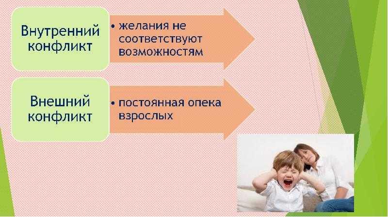 Кризис 3 лет: его признаки и что делать родителям