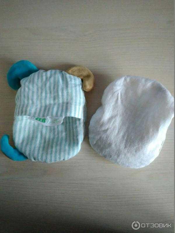 Детская грелка в помощь маме и малышу