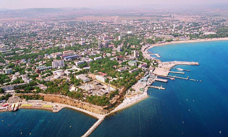 Где лучше отдохнуть на черном море с детьми