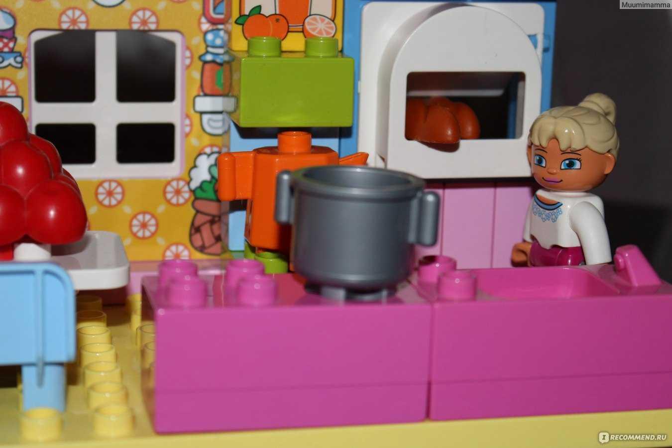 Lego duplo 10505 конструктор лего дупло кукольный домик