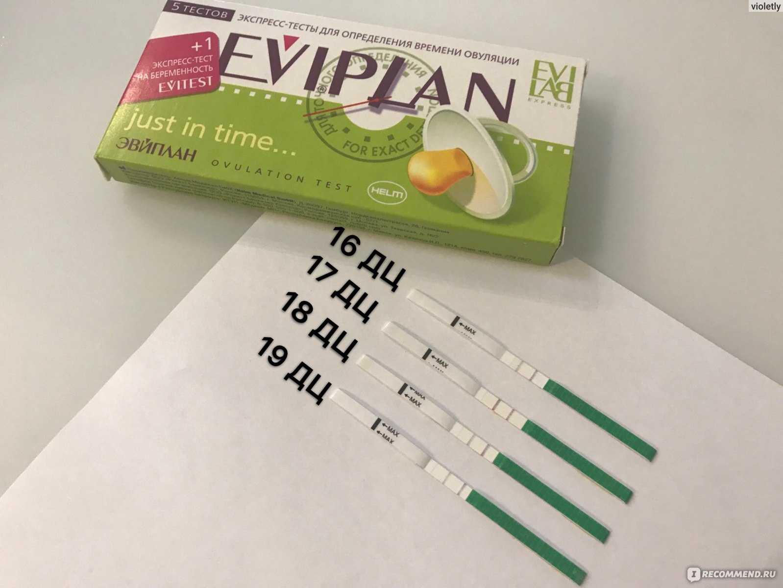 Положительный тест на овуляцию (8 фото): как выглядит и сколько дней показывает результат? может ли быть положительным при беременности?