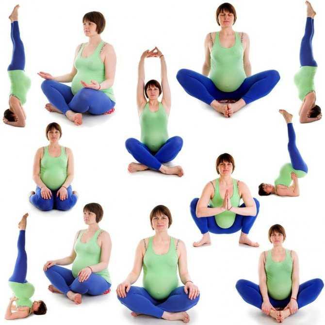 Аквааэробика для беременных (упражнения)