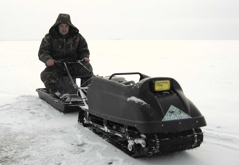 Лучшие снегоходы для охоты и рыбалки: как выбрать, производители, цены