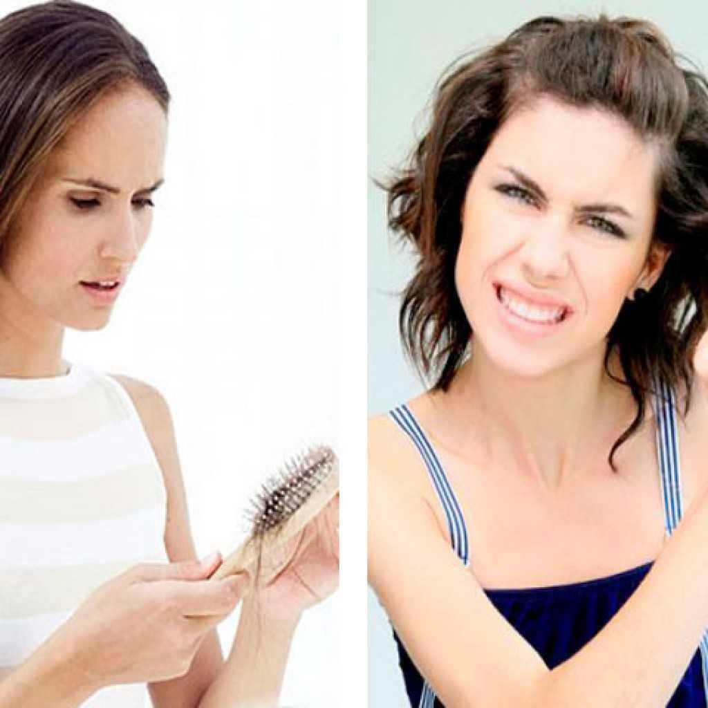 Выпадают волосы при грудном вскармливании: причины и методы устранения