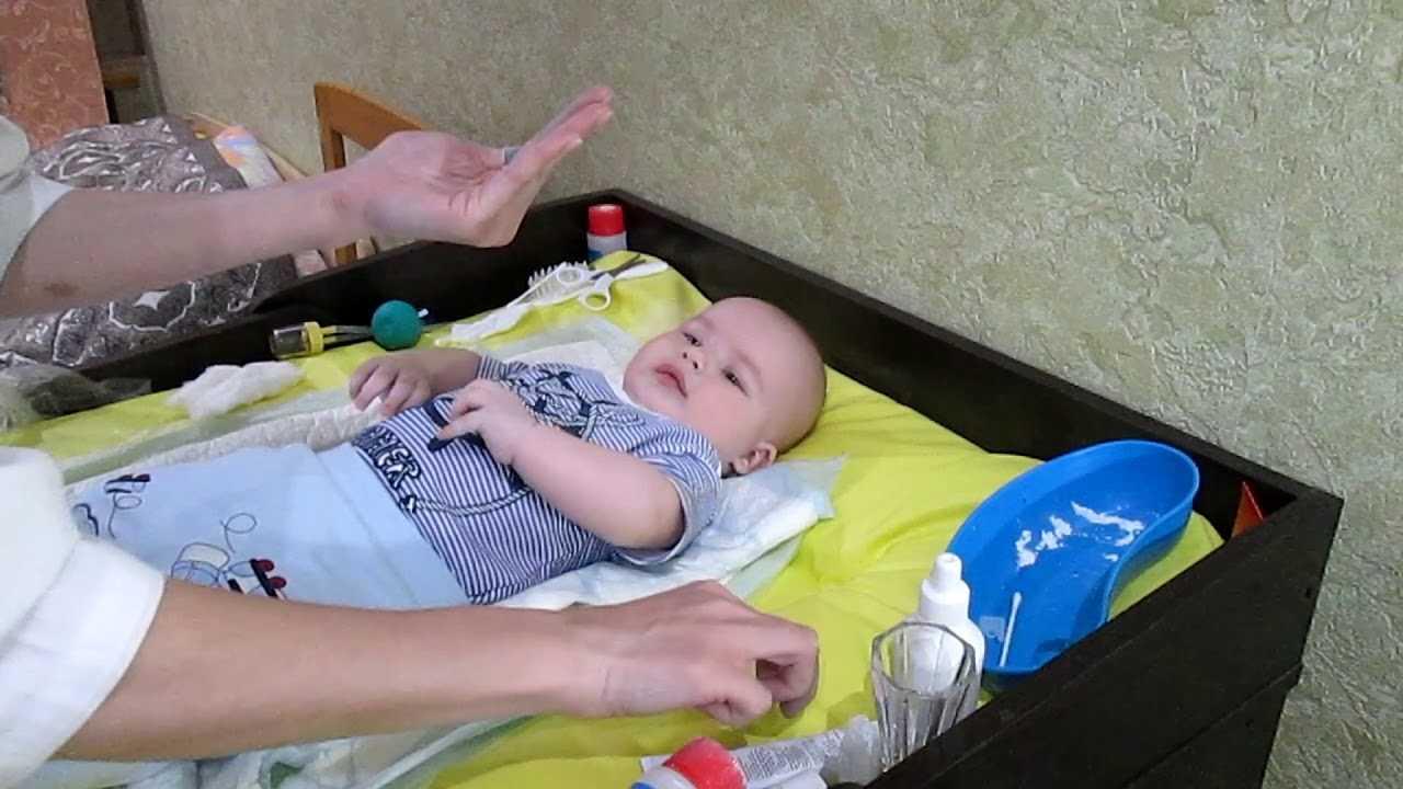 Гигиена новорожденной девочки: особенности ухода
