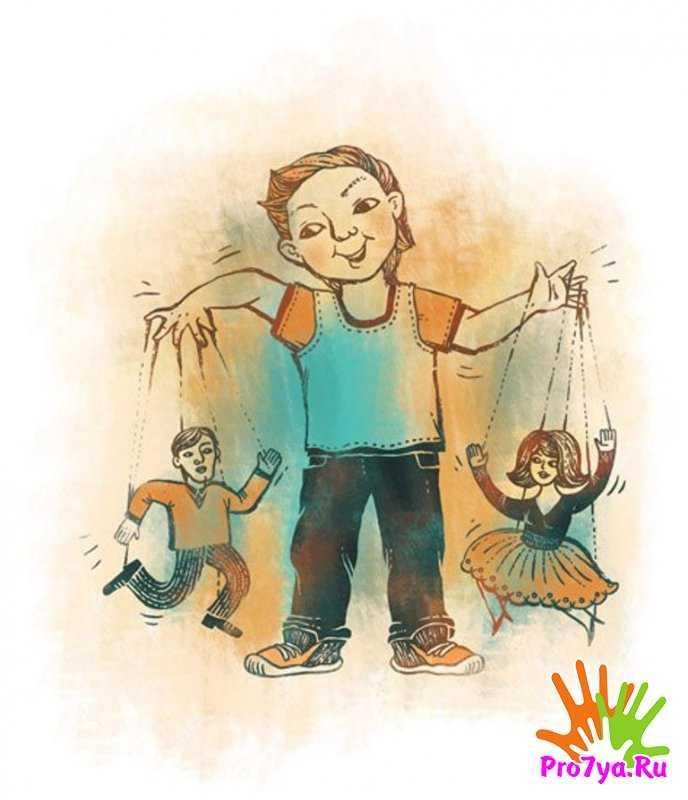 Как нами манипулируют дети: 14 удачных уловок - самое полезное