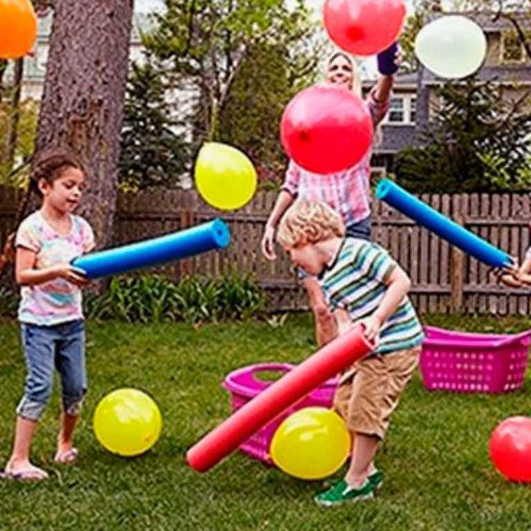 24 увлекательные подвижные игры для детей 7-10 лет