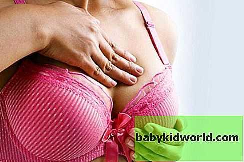 Когда начинает набухать и болеть грудь после зачатия